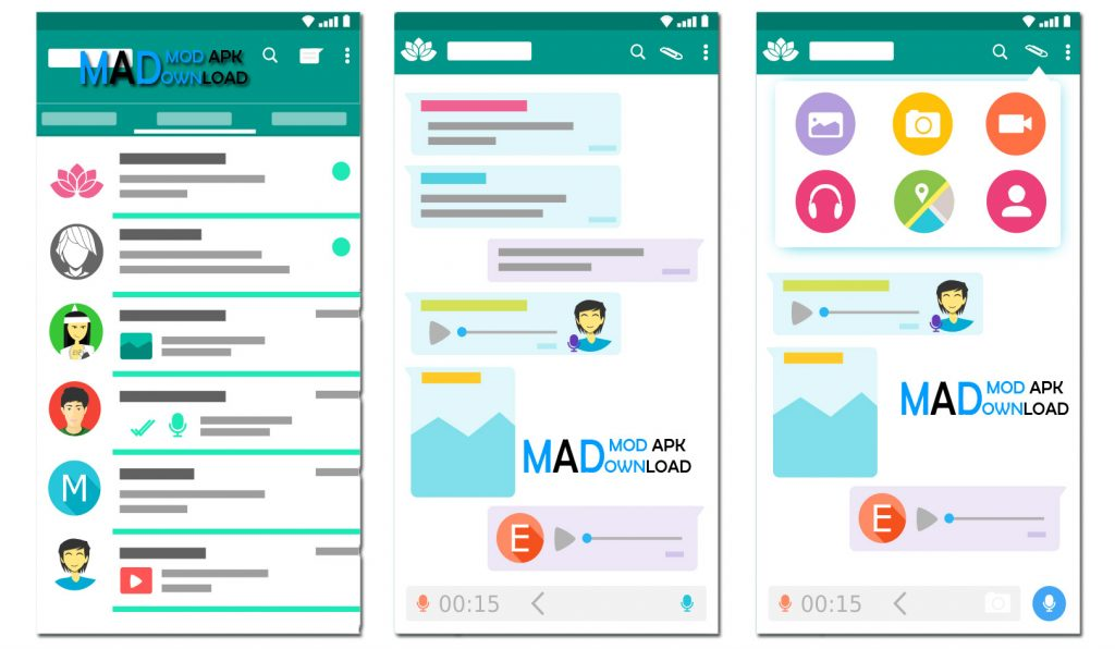 WhatsApp Plus Apk Latest Version Free Download for Android
