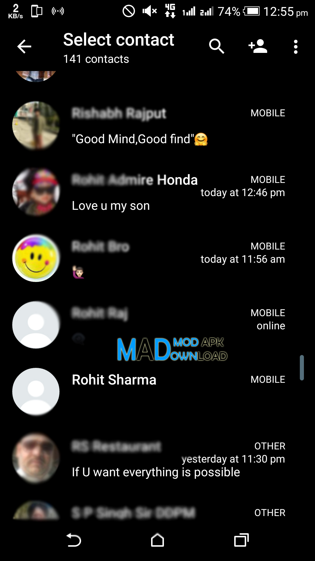 GBWhatsApp APK Download For Android Latest Version 6 40 (No Root)