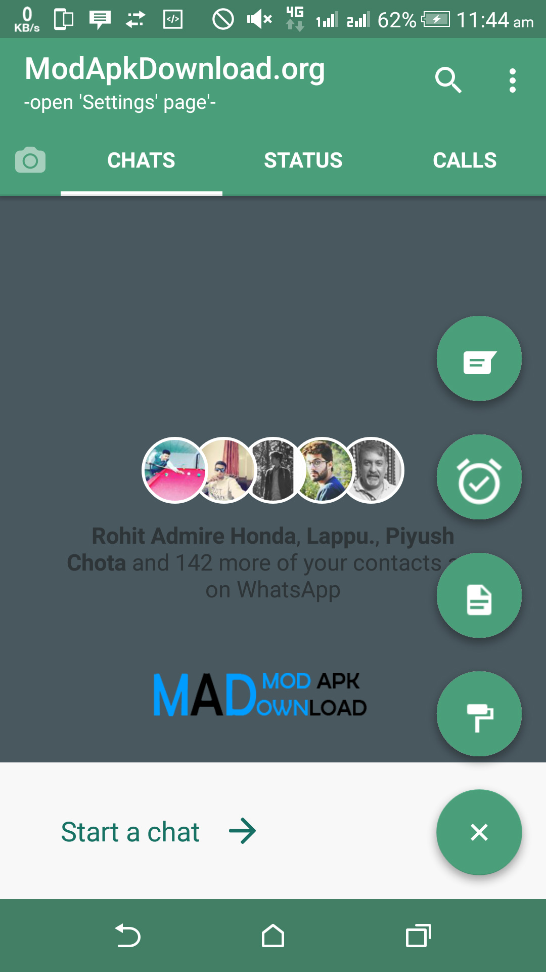 YOWhatsApp Apk Download For Android Latest Version 7 20 (No Root)