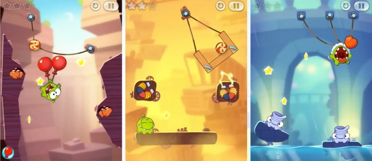 cut the rope 2 mod apk unlimited money