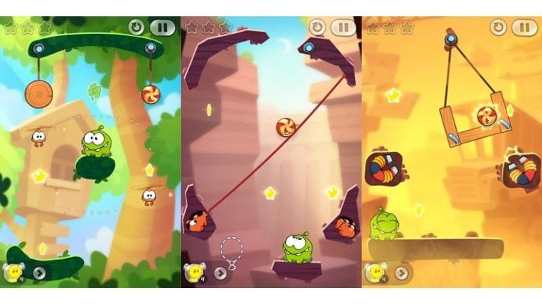 cut the rope magic mod