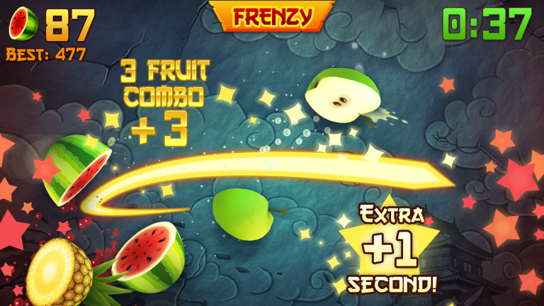 fruit ninja mod apk unlimited money