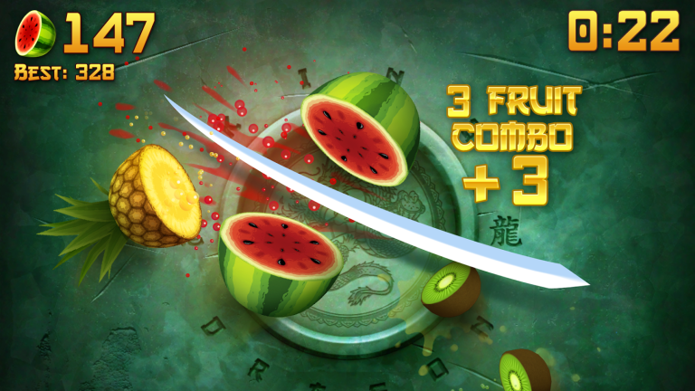 fruit ninja mod apk unlimited everything
