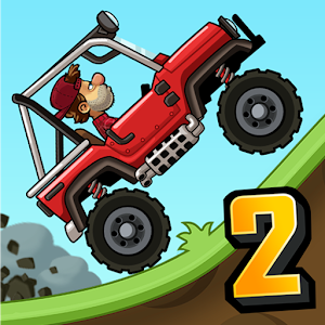 Hill Climb Racing 2 Mod Apk (Unlimited Money and Fuel) Free Download