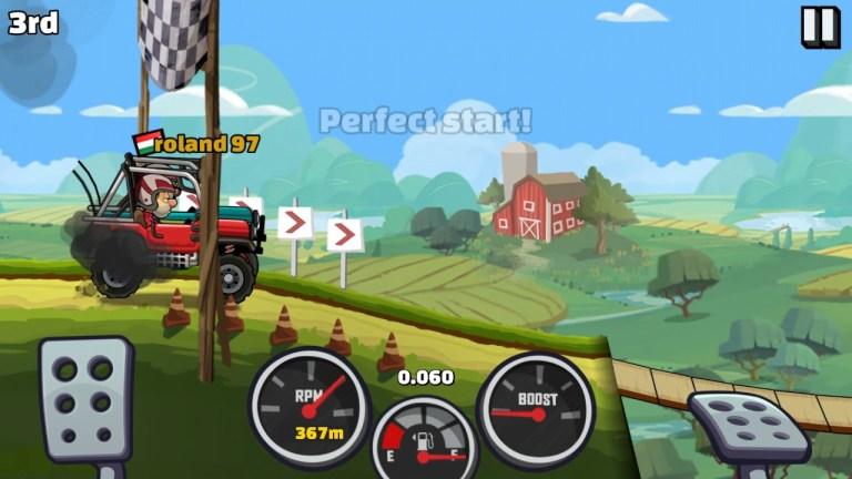 hill climb racing 2 mod apk unlimited money and fuel