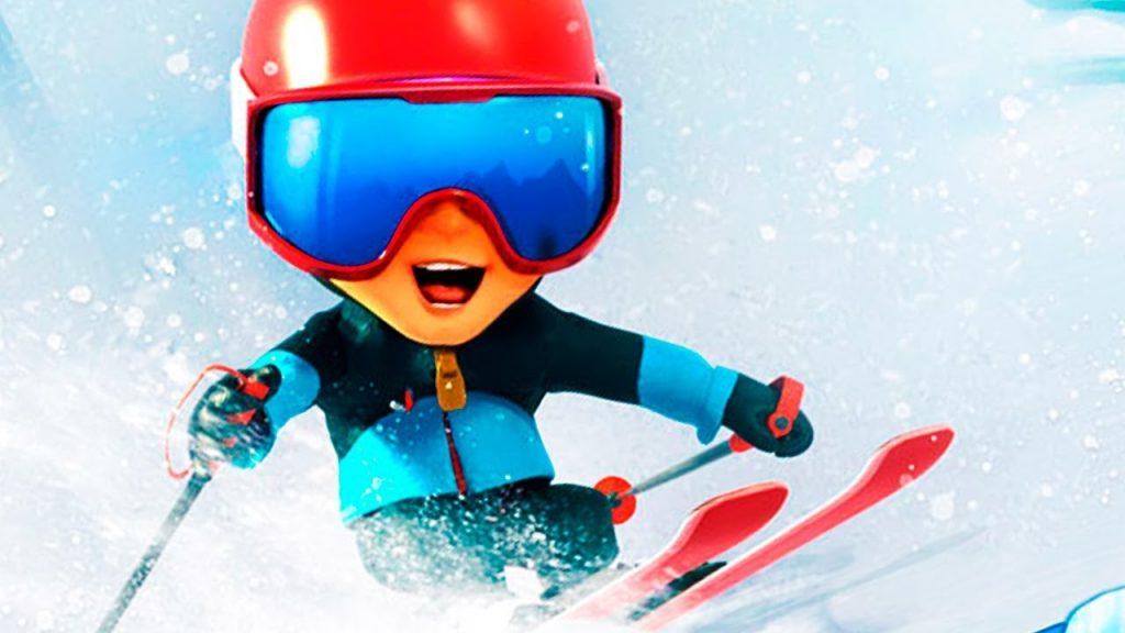 Snow Trial mod apk unlimited money