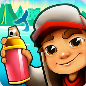 Subway Surfers Mod Apk (Unlimited Coins/Key/Jump) Download Latest Version