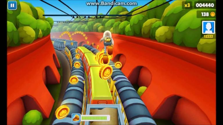 subway surfers mod apk unlimited coins and keys