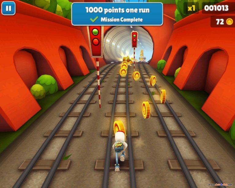 subway surfers mod apk unlimited score