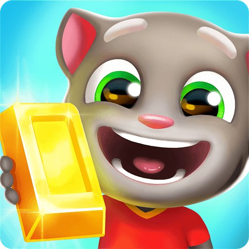 Talking Tom Gold Run Mod Apk Download for Android Latest v2.5.3.58