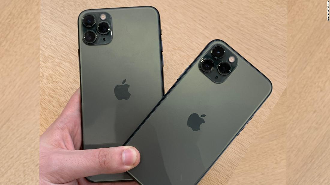 iPhone 11 vs. iPhone 11 Pro