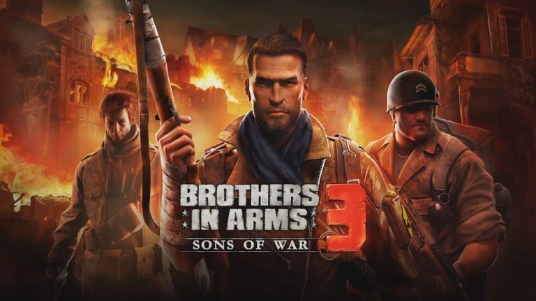 Brothers In Arms 3 APK for Android