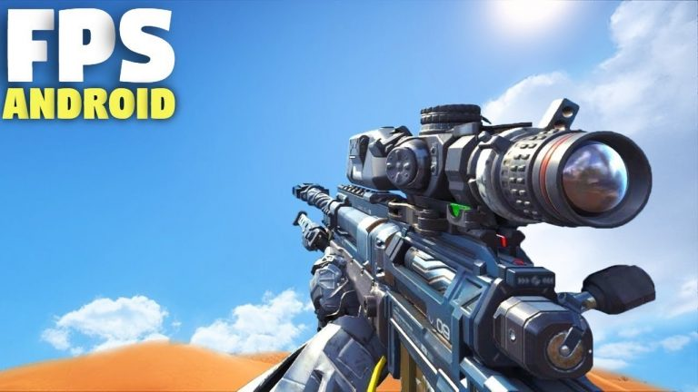 Top 10 FPS Games for Android