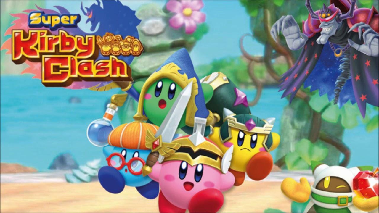 Super Kirby Clash