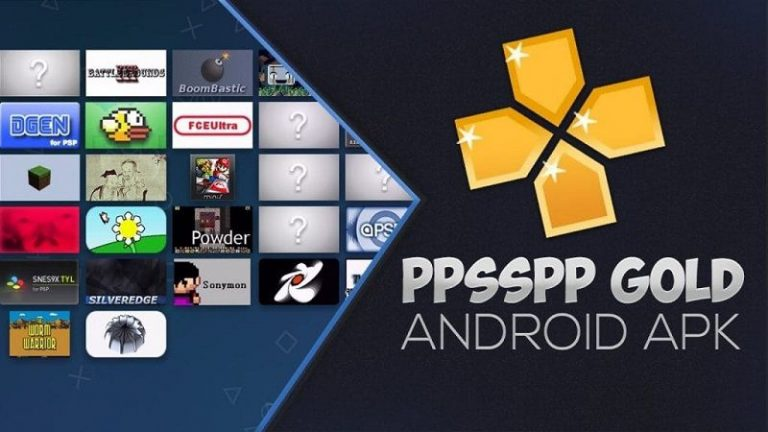 PPSSPP Gold APK 2020 Download Latest Version 1.9.4