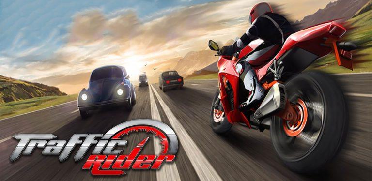 Traffic Rider Mod APK v1.61 Latest Download in 2020