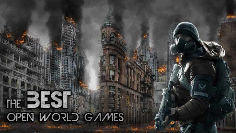 Best open world games to try on PS4