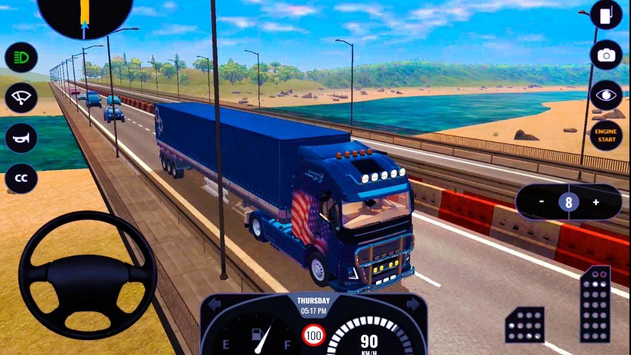 Truck Simulator PRO Europe